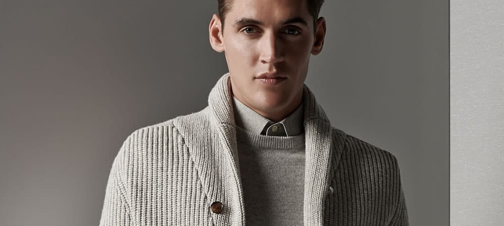 Men's Fashion Basics – Part 7 – Thick Knits & Cardigans