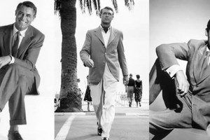 Men's Style Icons: Cary Grant