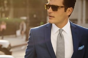 Men's Fashion Basics – Part 20 – The Navy Suit