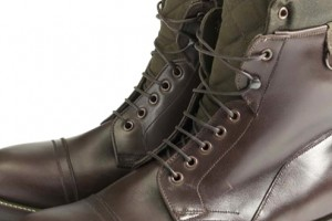 Barbour x Grenson Brogues & Boots