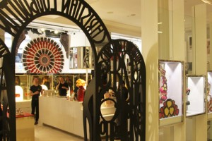 Christian Louboutin Selfridges Pop-up Store