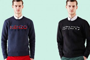 Kenzo's Spring 2012 Collections