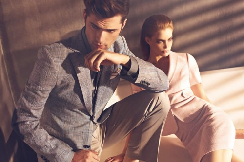 Sarar Spring/Summer 2012 Advertising Campaign