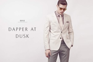 Reiss Spring/Summer 2012 Dapper At Dusk Men's Lookbook