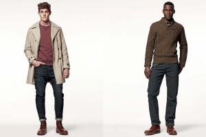 Gap Autumn/Winter 2012 Men's Lookbook