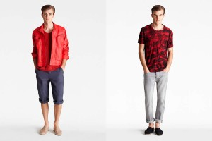 cK Calvin Klein Summer 2012 Men's Lookbook