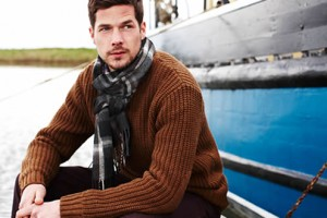 AW12 Men's Colour Trend Preview: Burnt Orange & Maroon