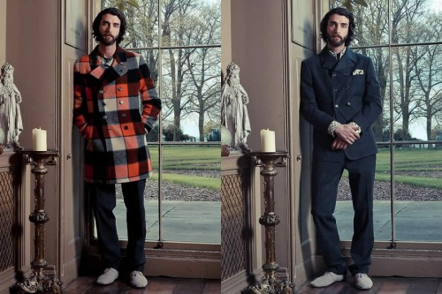Pretty Green Autumn/Winter 2012 Men's Lookbook