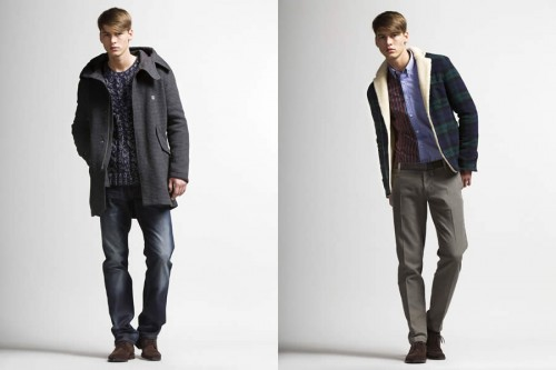 Love Moschino Autumn/Winter 2012 Men's Lookbook