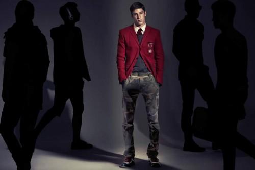 NN Autumn/Winter 2012 Men's Lookbook