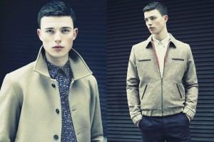 Percival Autumn/Winter 2012 Men's Lookbook