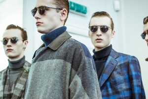 London Collections: MEN – Hardy Amies AW13