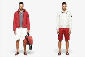 Stone Island Spring/Summer 2013 Men's Lookbook