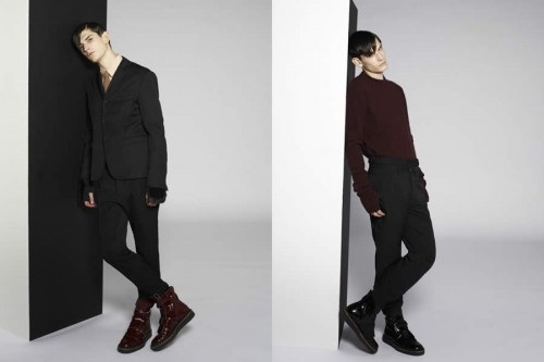 Marni Autumn/Winter 2013 Men's Lookbook