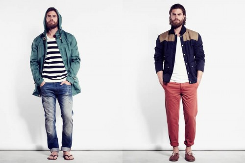 Minimum Spring 2013 Men's Lookbook