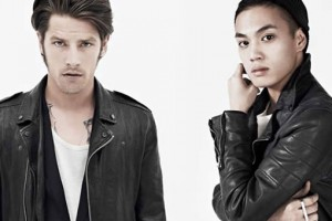 AllSaints Spring/Summer 2013: 'Portraits of a Collection'