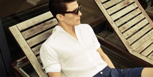Reiss Menswear: High Summer 2013