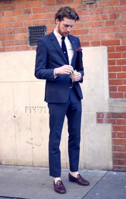 Daniel, Photographed in London<br/> Click Photo To See More