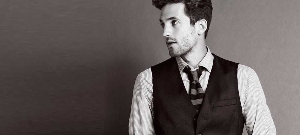 Men's Fashion Basics – Part 89 – How To Wear A Waistcoat
