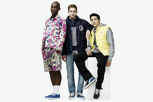 Billionaire Boys Club Spring 2013 Men's Lookbook