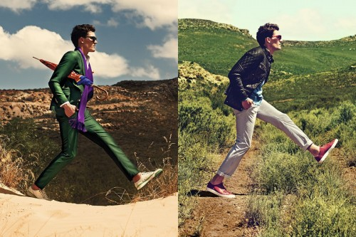 NK 'New Ways' Spring/Summer 2013 Advertising Campaign