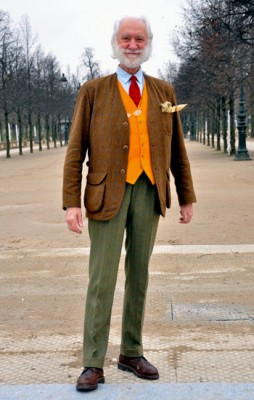Maglia Francesco, Photographed in Paris<br/> Click Photo To See More