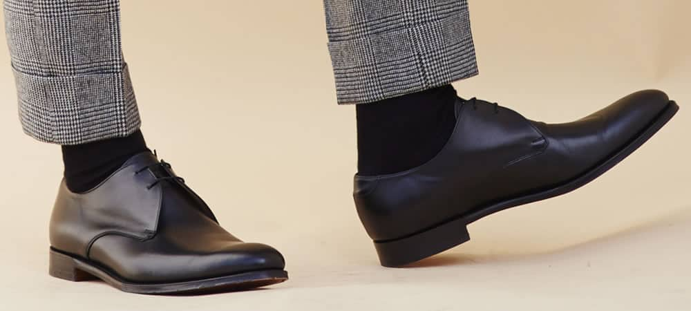 Men's Fashion Basics – Part 92 – Trouser, Socks & Shoes Combinations