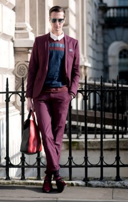 Niels Oostenbrink From Lifestylehunters.com, Photographed in London<br/> Click Photo To See More