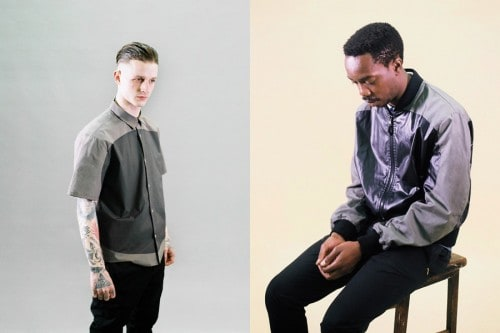 ASOS Black x PUMA Spring/Summer 2013 Men's Lookbook