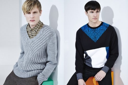 River Island Autuwn/Winter 2013 Men's Lookbook
