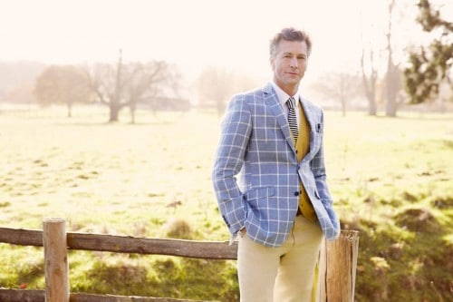Viyella Spring/Summer 2013 Men's Lookbook