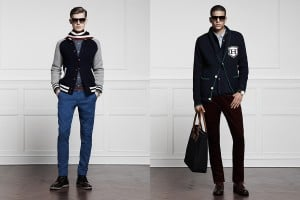 Tommy Hilfiger Sportswear Autumn/Winter 2013 Men's Lookbook