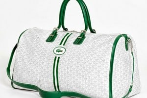Lacoste 'Maisons Francaises' 80th Anniversary Luxury Collection