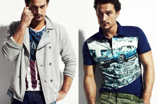 Desigual Spring/Summer 2013 Men's Lookbook