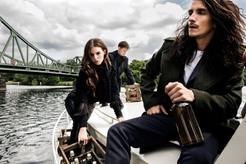 Paul Davis Autumn/Winter 2013 Advertising Campaign