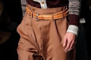 Men's AW13 Fashion Trend: Pleated Trousers