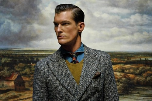 Suitsupply Autumn/Winter 2013 Advertising Campaign