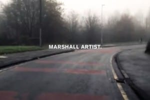 MARSHALL ARTIST AW14 ADVERTISING CAMPAIGN