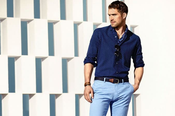 Men 2014 summer Style Guide