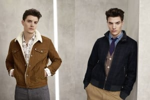 House Of Fraser Autumn/Winter 2014 Men's Lookbook