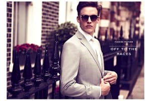 Reiss Spring/Summer 2014 Off To The Races Men's Lookbook