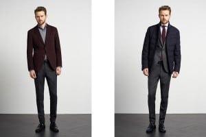 Tommy Hilfiger Tailored Autumn/Winter 2014 Men's Lookbook