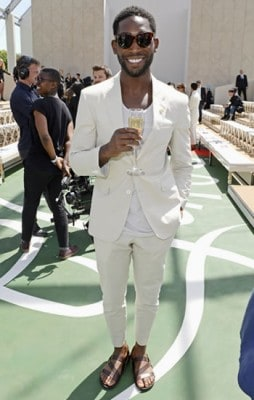 Tinie Tempah, Photographed in London - Click Photo To See More