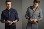 Massimo Dutti Equestrian Autumn/Winter 2014 Men's Lookbook