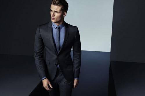 House Of Fraser Kenneth Cole Collection Autumn/Winter 2014 Men's Lookbook