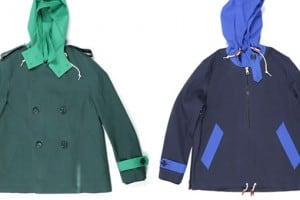 Mackintosh x Band Of Outsiders Outerwear