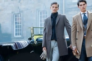 Men's AW14 Fashion Trend: The Travelling Gent