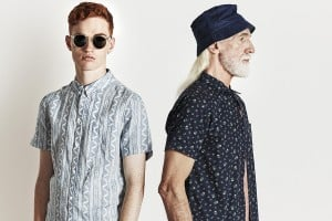 Native Youth Spring/Summer 2015 Men's Lookbook