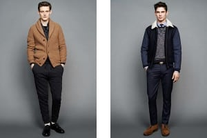 J.Crew Autumn/Winter 2015 Men's Lookbook