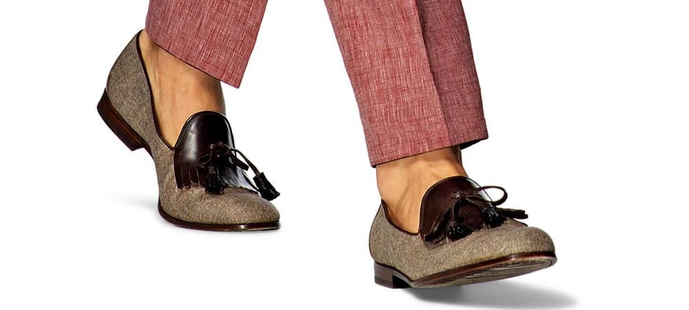 10 Of The Best Men's Loafers For Summer 2015